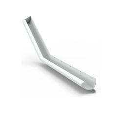 Contour Anti-Ligature 30 Degree Grab Rail, 700mm x 900mm