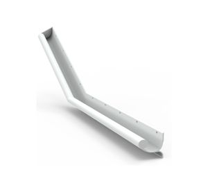 Contour Anti-Ligature 30 Degree Grab Rail, 700mm x 900mm