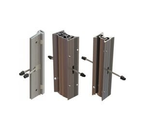 Electrically Modified Hinge