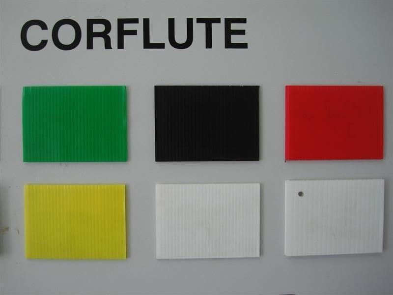 Polypropylene Corflute Sheet