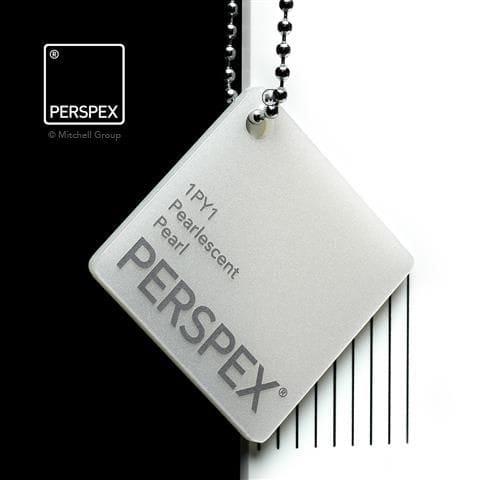 Holland Plastics Perspex® Pearlescent Pearl