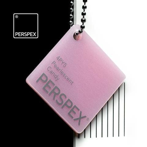 Holland Plastics Perspex® Pearlescent Candy