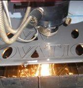 Mild Steel Laser Cutting