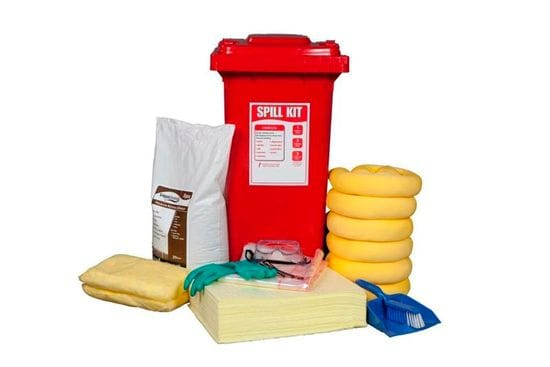 5 Things to Consider When Purchasing Spill Kits