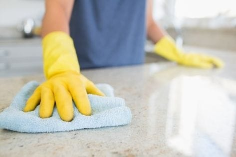 How to Clean Up Spills at Home and at Work