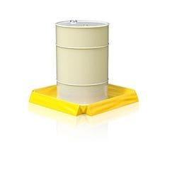 PVC Temporary Spill Mat, 0.6m x 0.6m