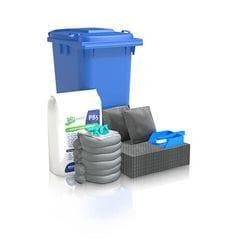 120 ltr Standard General Purpose Wheelie Bin Spill Kit