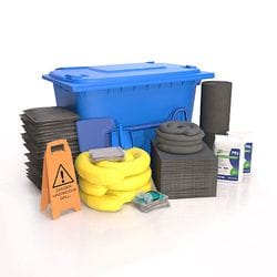 660 ltr General Purpose Wheelie Bin Spill Kit