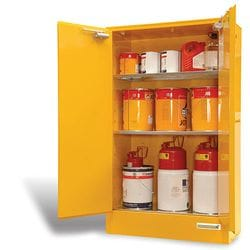 250 ltr Steel Safety Cabinets