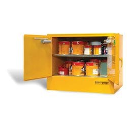 Flamstores 100 ltr Class 3 Flammable Liquids Safety Cabinet