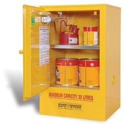 30 ltr Steel Safety Cabinets