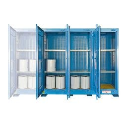 250 ltr Vertical Miniseries Outdoor Cabinet
