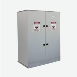 250 ltr Polyethylene Corrosives Storage Cabinet