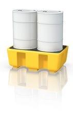 Polyethylene Two Drum Bund