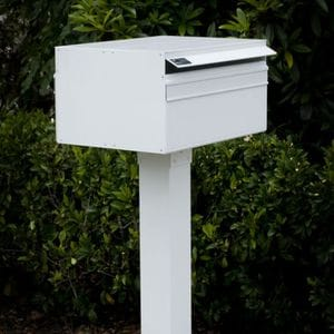 Single Mailbox Photo Gallery