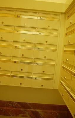 Melbourne letterbox APR3