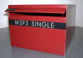 Mailsafe Mailbox MSF3 letterbox melbourne