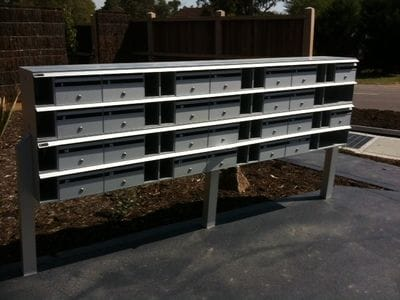 Mailsafe MSF4 Mailboxes letterbox Melbourne