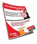 My Marketing Mentor e-Newsletter
