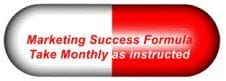 Marketing Success Formula