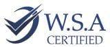 WSA Certified
