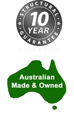 10 year structural guarantee