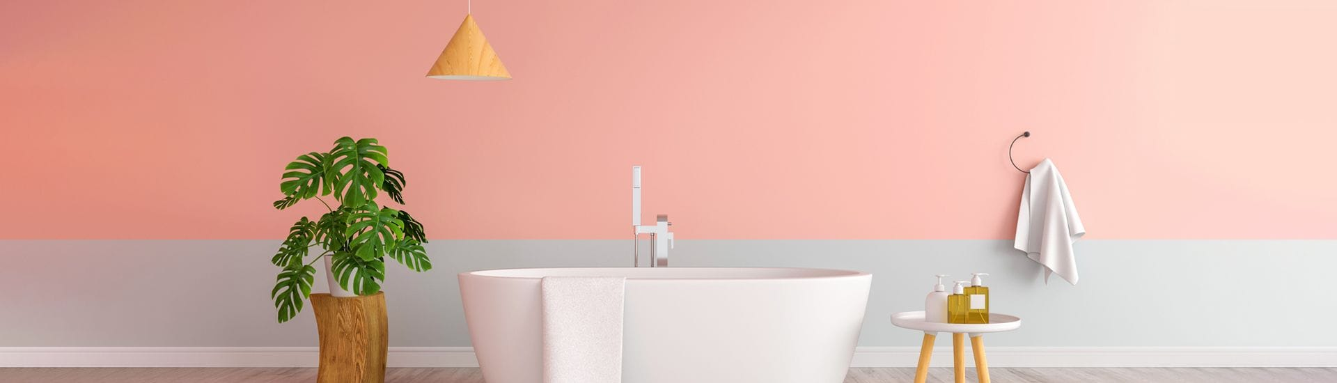 Transform your bathroom without the hassle and expense of renovating