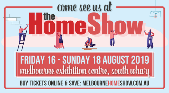 Come see Bathroom Werx at the Melbourne Home Show