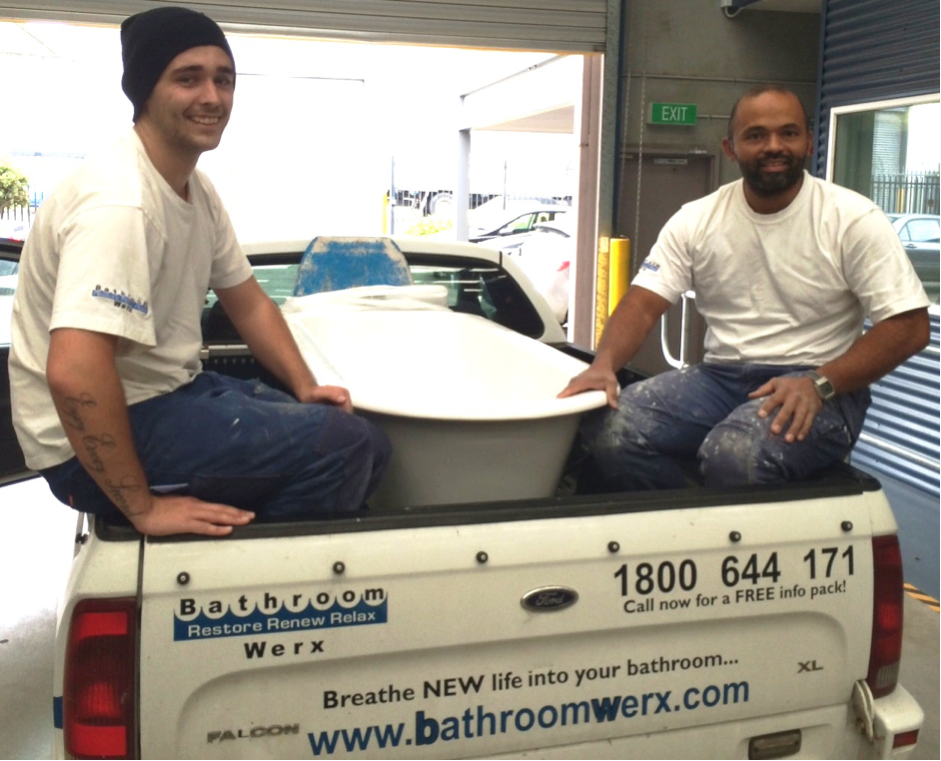 Bathroom Resurfacing Geelong & Ballarat Specialist, Ken Tembo