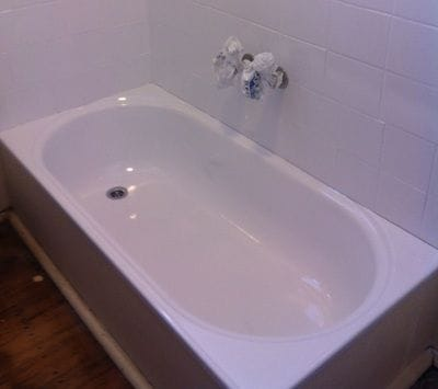 Bath Re-enamelling | Bathroom Werx | Bathroom Resurfacing Campbelltown