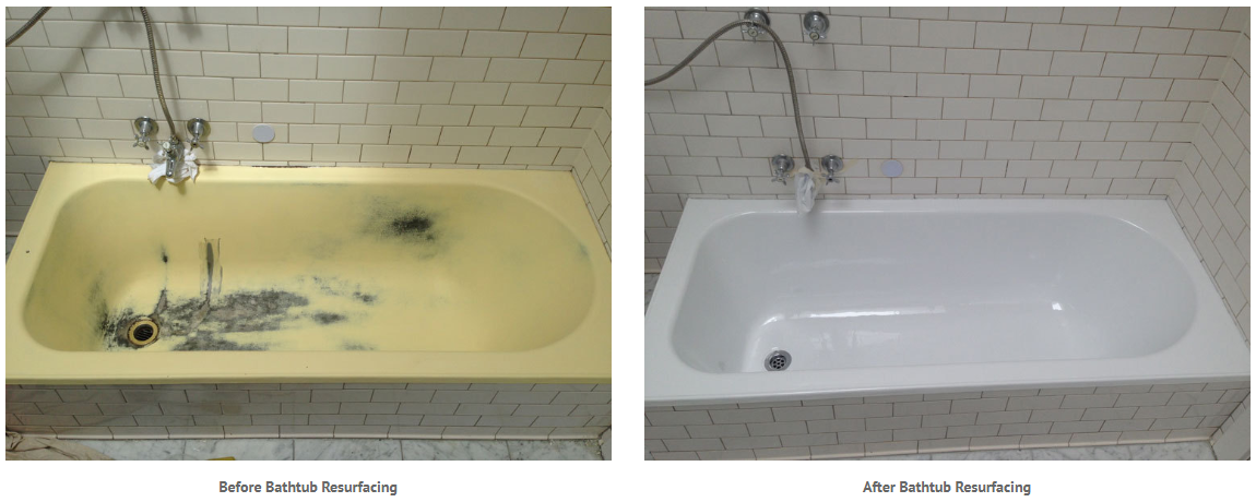 Before & After Bathtub img