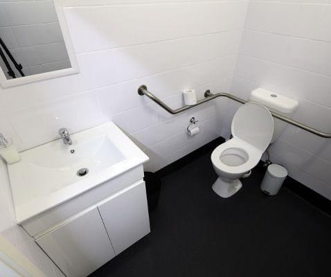 商业卫生间改造