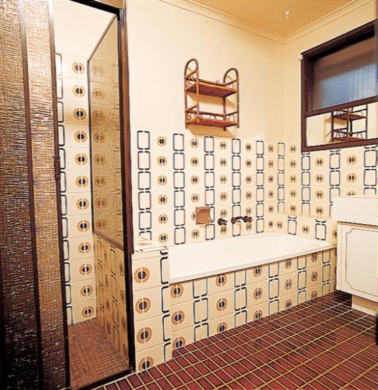 Before Tile Resurfacing | Wall Tile Re-enamelling | Bathroom Werx