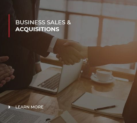 Business Sales & Acquisitions
