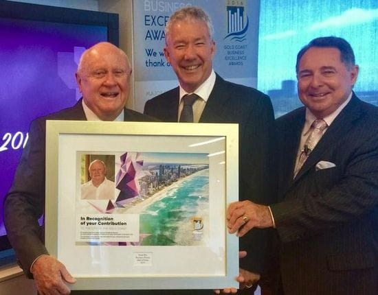 Norm Rix inducted into Hall of Fame