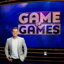 Grant hosts the Ellen DeGeneres TV format 'Game of Games'