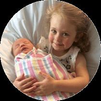17th September - Scout Una Denyer Born at Orange Hospital