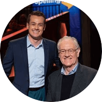 Grant co-hosts 'The Great Australian Spelling Bee' for Network 10