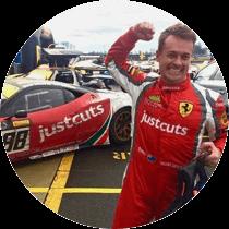 Grant joins Ferrari in the Australian GT Championship