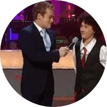Grant hosted Australia's Got Talent Series 5