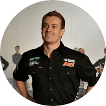 Grant combines his love of TV and racing to Host the 'Shannon's Supercar Showdown'