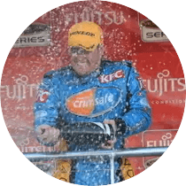 4 race victories in the V8 Supercar Development Series