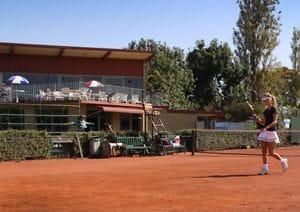 Dendy Park Tennis Club Facilities