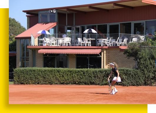 Dendy Park Tennis Club Competition