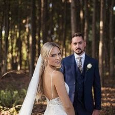 Zoe + Richard Fig Tree Restaurant, NSW Yellowbull Weddings