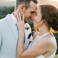 Stephen + Kate Osteria Weddings NSW photo Camilla Kirk Photography