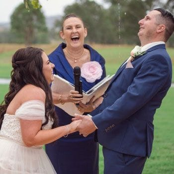 Gold Coast Marriage celebrant Liz Pforr