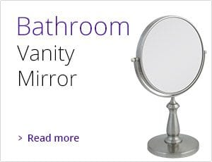 My Health and Beauty Bathroom Vanity Mirror