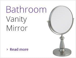 My Health and Beauty Bathroom Vanity Mirror