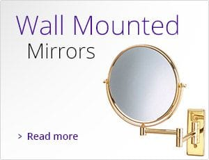My Health and Beauty Wall Mounted Mirrors